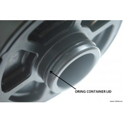 ORING CONTAINER LID