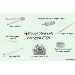 APEKSOWY SERWISOWY NIEZBĘDNIK ATX40