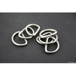 D-RING 4,5 MM PROSTY