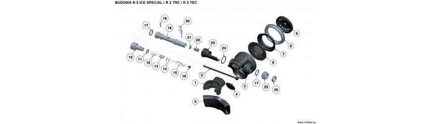 R 5 ICE SPECIAL / R 2 TRC / R 5 TEC